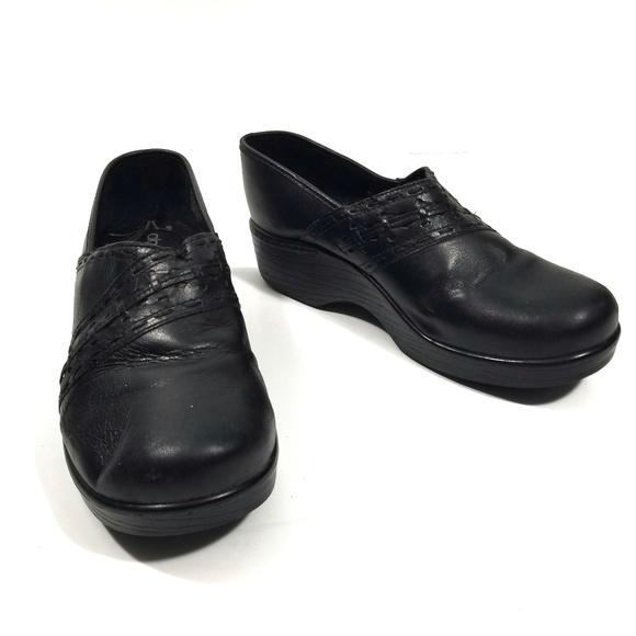 Bio Black Femi Slip Resistant Clogs 75